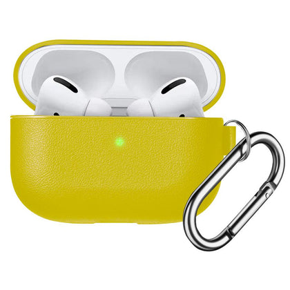 Premium Silicone Case for Apple Airpods Pro - Yellow