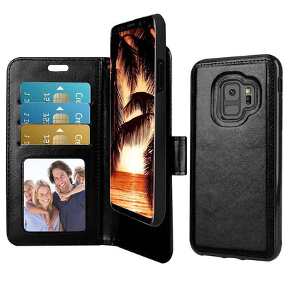 Classic Magnet Wallet Case for Samsung S8 Plus | MobilEnzo
