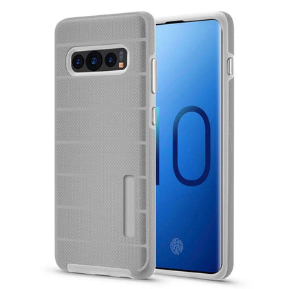Destiny Case for Samsung Galaxy S10 - Silver