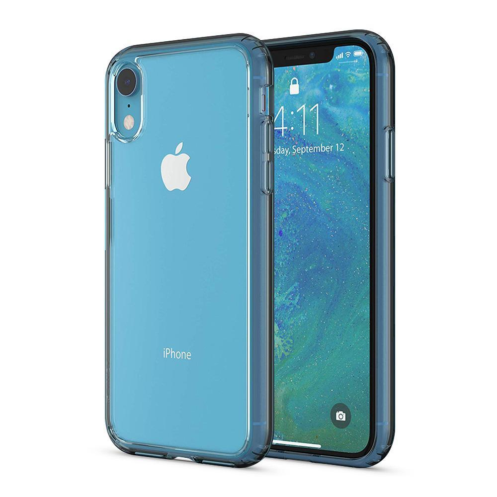 Hard Shell Transparent Back Case for iPhone 8/7/6 - Clear