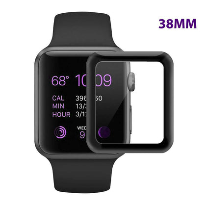Tempered Glass for Apple Watch 3D (Full Coverage) 38MM