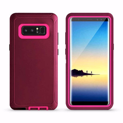 DualPro Protector Case for Note 8, Cases, Mobilenzo, MobilEnzo