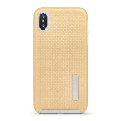 Destiny Case for iPhone XR - Gold