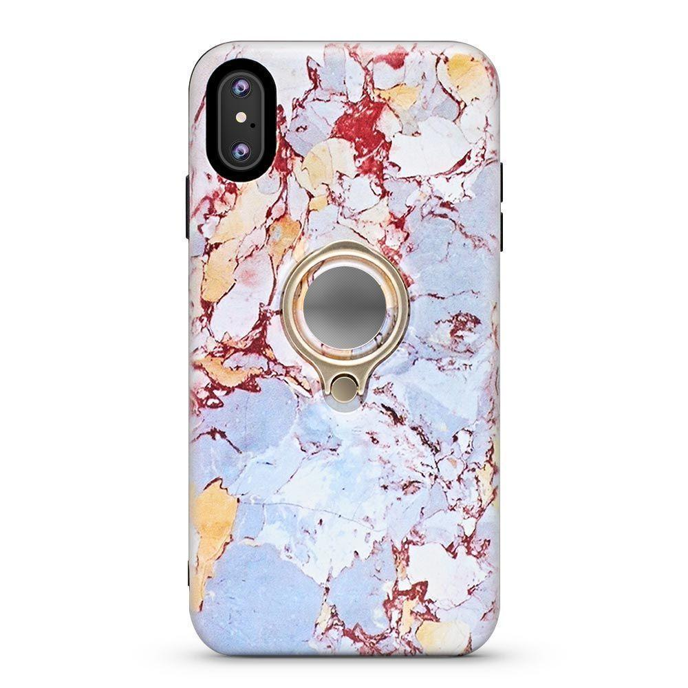 Marble Ring Case for iPhone 7 - DE126