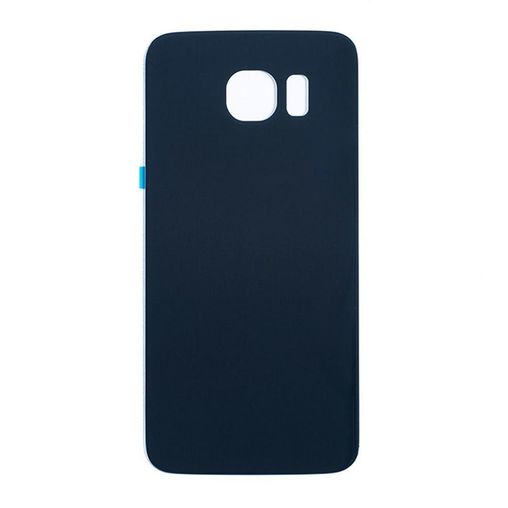 Back Glass For Samsung Galaxy S6 - Blue