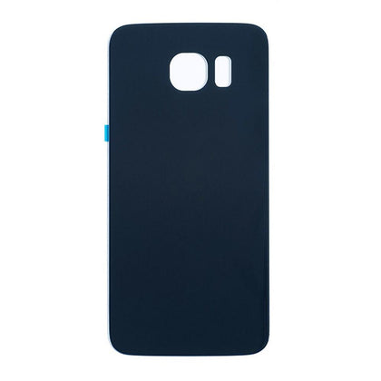 Back Glass For Samsung Galaxy S6 - Blue, Parts, Mobilenzo, MobilEnzo