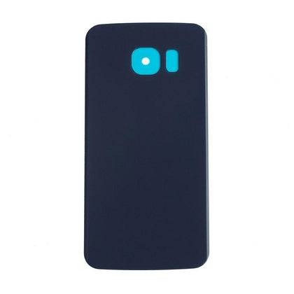 Back Glass For Samsung Galaxy S6 Edge - Blue, Parts, Mobilenzo, MobilEnzo