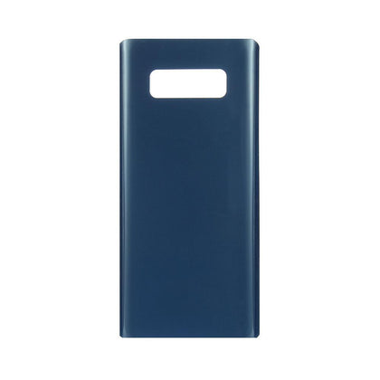 Back Glass For Samsung Galaxy Note 8 - Blue, Parts, Mobilenzo, MobilEnzo