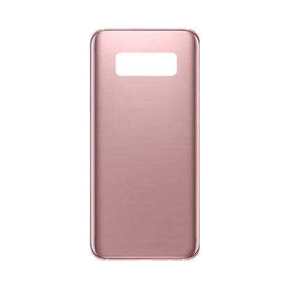 Back Glass For Samsung Galaxy Note 8 - Pink, Parts, Mobilenzo, MobilEnzo