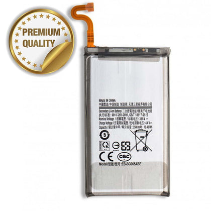 Battery for Samsung GALAXY S9 PLUS G965 (Zero Cycle) (Premium)