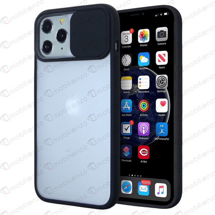 Camera Protector Case for iPhone 12 Pro Max (6.7) - Black
