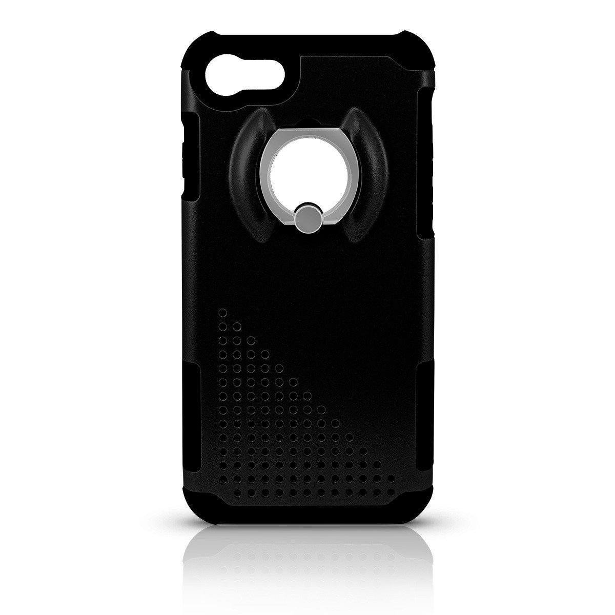 Dot Ring Case for i6 - Black