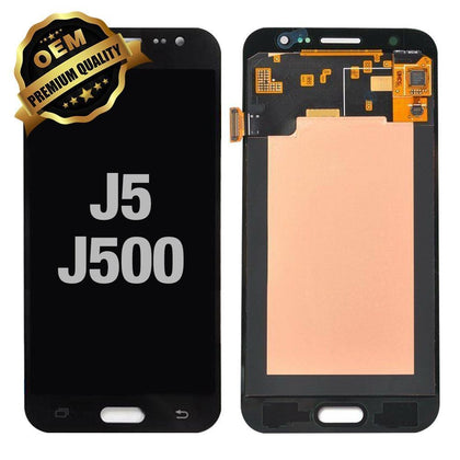 LCD Assembly for Samsung Galaxy J5 (J500 / 2015) (Premium) - Black