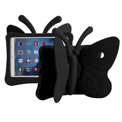 Butterfly Case for iPad Air 1/Air 2/iPad Pro 9.7/ iPad 5 (2017)/iPad 6 (2018) - Black