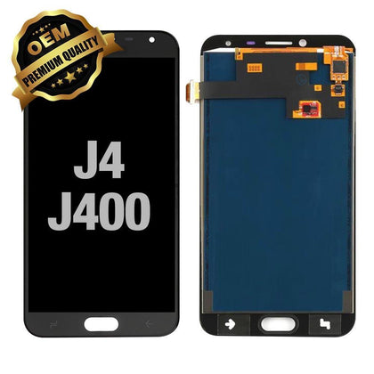 LCD Assembly for Samsung Galaxy J4 (J400 / 2018) - Black