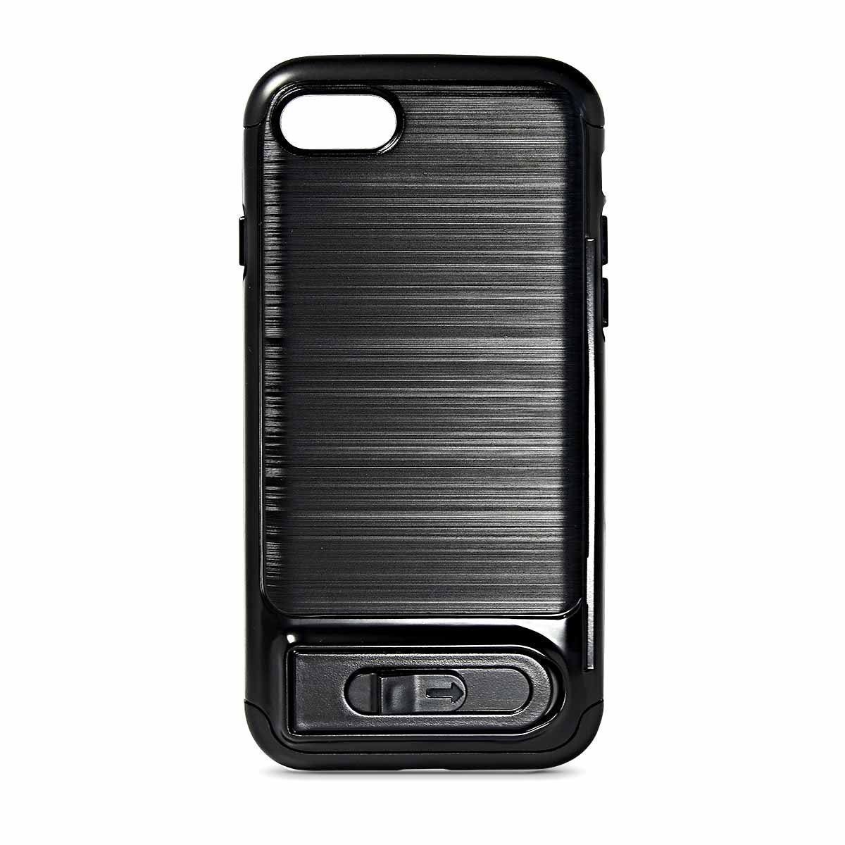 My Card Sliding Case for iPhone 6P - Black