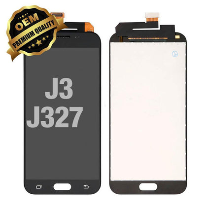 LCD Assembly for Samsung Galaxy J3 Prime (J327 / 2017) - Black