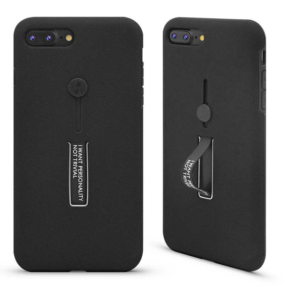 String Case for iPhone 7 - Black