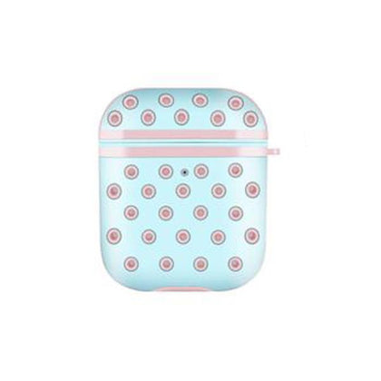 Air Silicone Case for Airpod - Blue & Pink