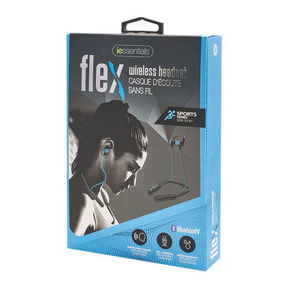 iessentials  Flex Wireless Headset | MobilEnzo