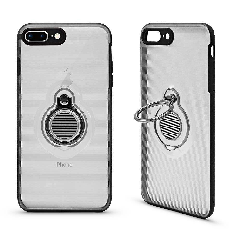 Stripe Ring Case for iPhone 7 Plus /8 Plus - Clear