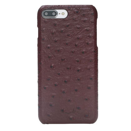 Ultimate Jacket Leather Cases - Ostrich, Cases, Mobilenzo, MobilEnzo