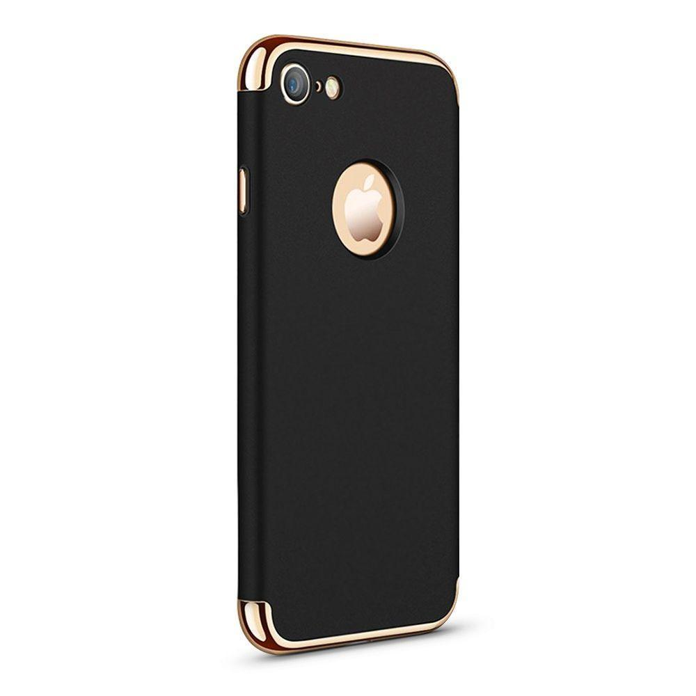 Golden Cover Case for iPhone 7 /8 - Black