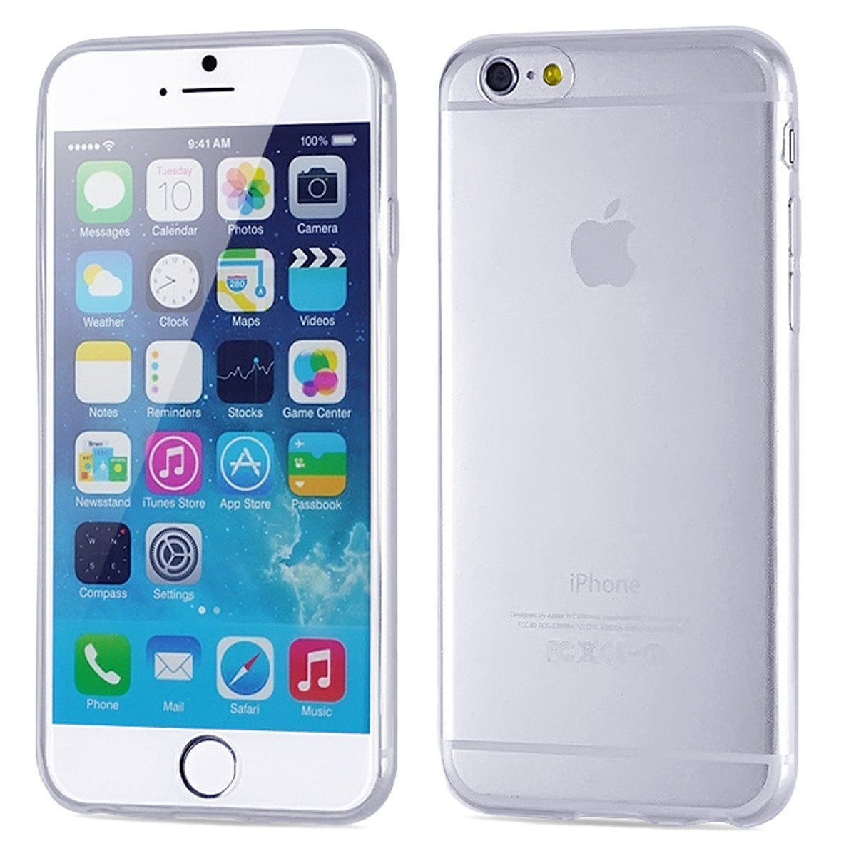 Clear Case for iPhone 5C