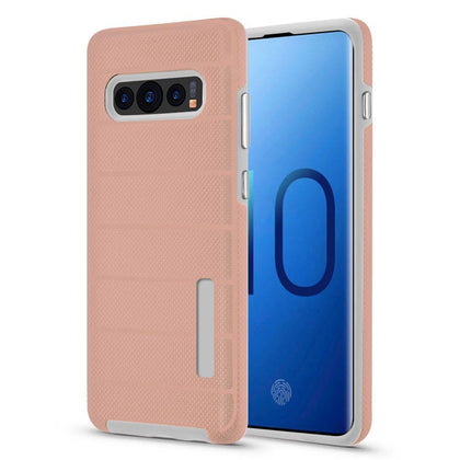 Destiny Case for Samsung Galaxy S10 - Rose Gold