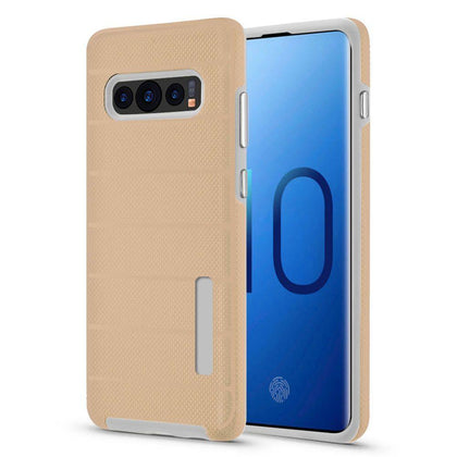 Destiny Case for Samsung Galaxy S10 - Gold