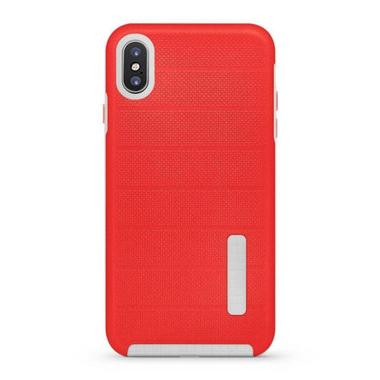 Destiny Case for iPhone Xs Max - Red