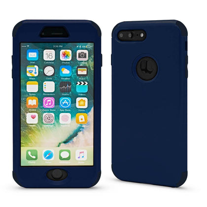 3N1 Plain Case for iPhone 6 - Dark Blue