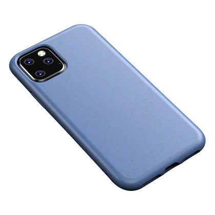 Eco Friendly Hard Rubber Case for iPhone 11 Pro - Dark Blue