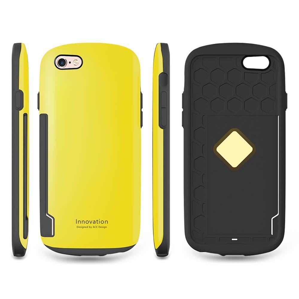 Innovation Case for iPhone 6 - Yellow