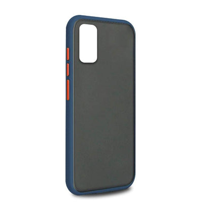 Matte Case for Samsung S20 - Dark Blue