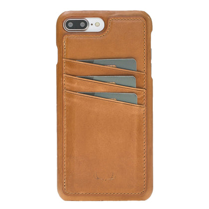 Ultimate Stand Credit Card Leather Cases - Crazy, Cases, Mobilenzo, MobilEnzo