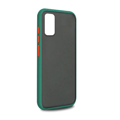 Matte Case for Samsung S20 - Dark Green