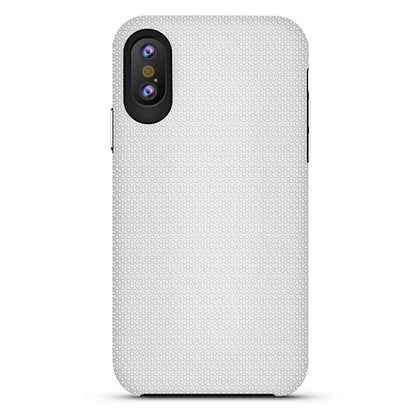 Paladin Case for iPhone Xs Max - Silver