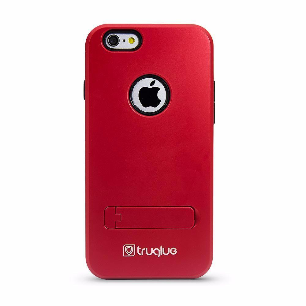 Truglue Case for iPhone 6/6S - Red