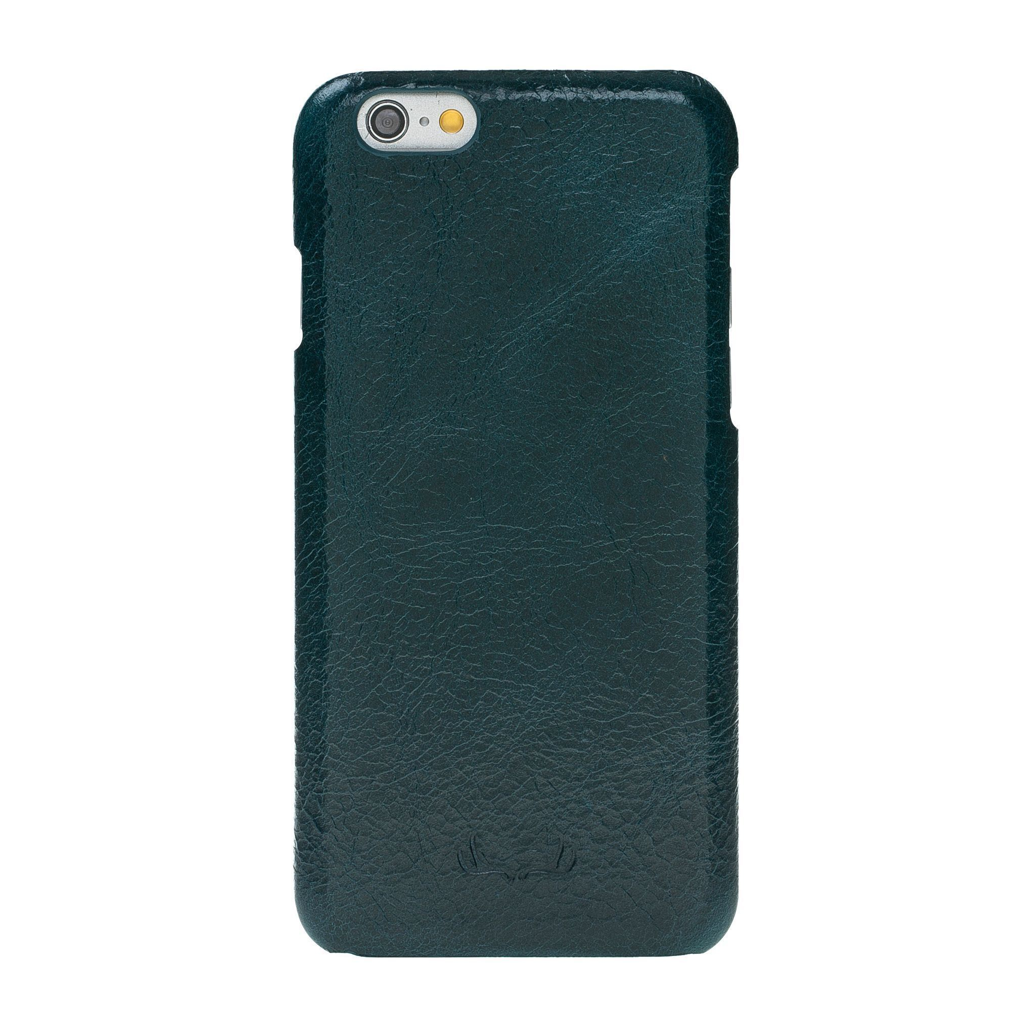 BNT Ultimate Jacket Leather Cases - Vessel - iPhone 6/6S - Blue