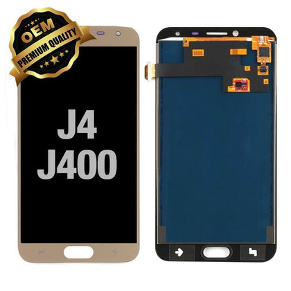 LCD Assembly for Samsung Galaxy J4 (J400 / 2018) - Gold