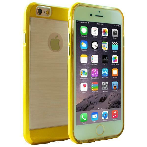 DualPro Bumper Case for iPhone 6 Plus - Gold