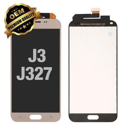 LCD Assembly for Samsung Galaxy J3 Prime (J327 / 2017) - Gold