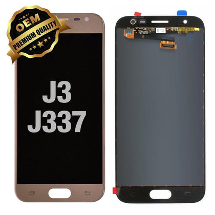 LCD Assembly for Samsung Galaxy J3 Prime (J337 / 2018) - Gold