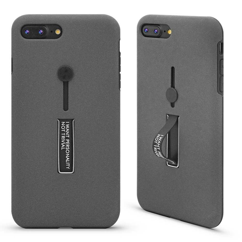 String Case for iPhone 7 - Grey