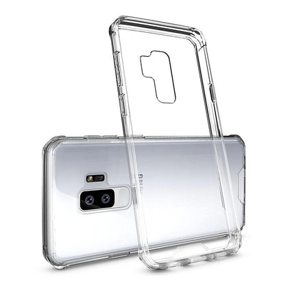 Hard Clear Case For Samsung Galaxy S9, Cases, Mobilenzo, MobilEnzo