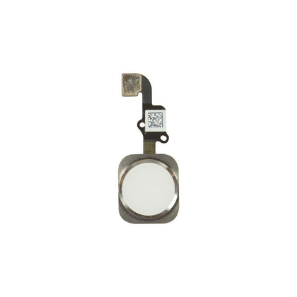 Home Button for iPhone 6 - White, Parts, Mobilenzo, MobilEnzo