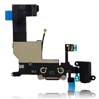 Charging Dock for iPhone 5C - Black, Parts, Mobilenzo, MobilEnzo