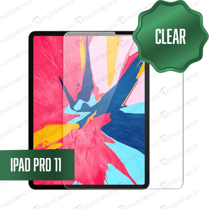 iPad Pro 11 Tempered Glass