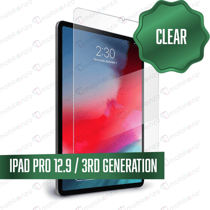 iPad Pro 12.9 (3rd Generation) Tempered Glass